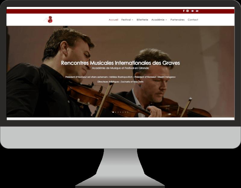weboconso | Musique en Graves | webdesigner dordogne